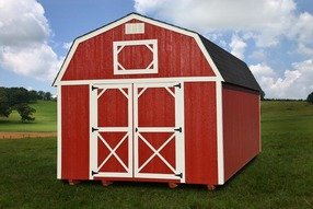 Lofted Barn Painted